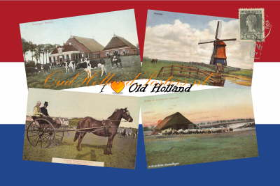 I love Old Holland
